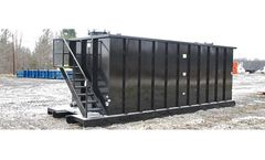 Mini Frac Tank & Water Storage Container