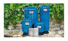 Hydro Pneumatic Storage Tanks