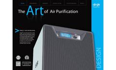 Purepal Plus - Model AG850 - Air Purifier Brochure