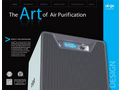 Airgle - Model AG500 - Air Purifier - Brochure