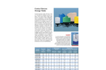 Conical Bottom Storage Tanks - Brochlure