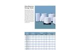 Miscellaneous Storage Tanks Brochure