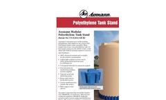 Assmann - Modular Polyethylene Tank Stand - Brochure