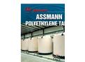 Assmann - Polyethylene Tanks - Brochure