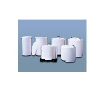 Miscellaneous Polyethylene Storage and Chemical Storage Tanks
