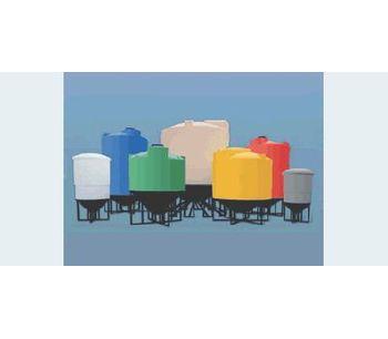 Polyethylene Conical Tanks/Cone Bottom Tanks