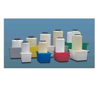 Plastic / Polyethylene Chemical Feed Stations (CFS)