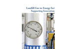 Landfill Gas & Gas-to-Energy Services - Brochure