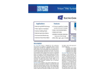 Turbidity & Suspended Solids Analyzers TR6 Series- Brochure