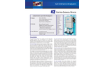 Colorimetric Analyzer CA-6 Brochure
