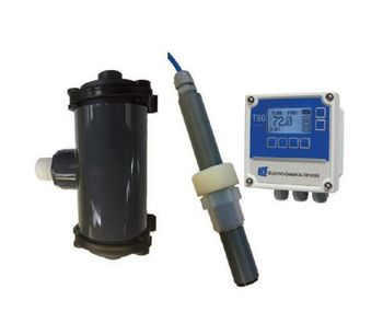 ECD Triton - Model TR82 - Nephelometric Turbidity Meter