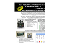 Model GB-2000 - Portable Indoor Air Quality Monitor- Broucher