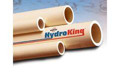 GF Harvel - HydroKing CTS Plumbing Pipe