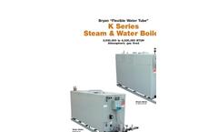 Bryan - K Series - Atmospheric Gas Water & Steam Boilers - Brochure
