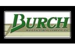Burch Manufacturing Company, Inc.