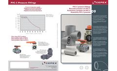 CPVC Fittings- Brochure