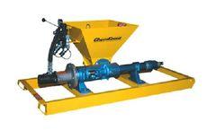 ChemGrout - Model CG-L4 - Progressive Cavity Grout Pumps