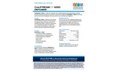 CoilSTREAM - Model DF 8350 - Defoamer - Brochure
