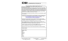 ChemIndustrial - Metering Pumps Brochure
