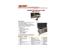 IMR 1400CO 2x CO-Sensors -  Flue-Gas Analyzer For The Professional Brochure