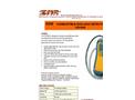 MR - Model CD100A - Combustible Gas Leak Detector - Brochure