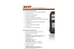 IMR - Model EX660 - Compact and Lightweight Multi Gas Detector - Brochure
