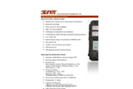 IMR EX660 1-6 Cell Ambient Gas Detectors - Brochure