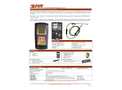 IMR 1100F Vehicle Emissions Analyzer for CO - Brochure