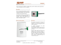 IMR FMD 02 Continuous Emission Monitoring System - Brochure