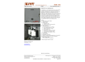 IMR 400 - Wall-Mounted Flue Gas Conditioning System - Brochure