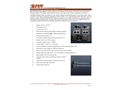 IMR 6400-HT High Temp Zirconia Oxygen Analyzer - Brochure