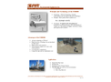 IMR 8000 Open Path Infrared Gas Detector - Brochure