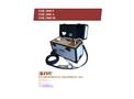 IMR 2800 P / IMR 2800 A / IMR 2800 IR Combustion Gas Analyzer - Manual