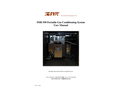 IMR 550 Portable Gas Conditioning System - User Manual