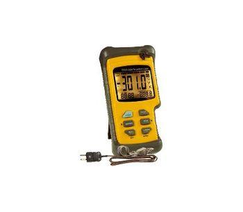 IMR - Model DT301 / DT302 / DT304 - Digital Thermometer Dataloggers