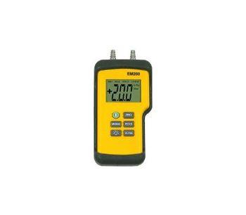 IMR - Model EM200 - Electronic Manometers