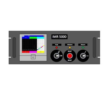 IMRx - Model IMR 5000 - 19 Inch Continuous Emission Monitoring Systems (CEMS) Rack Analyzer