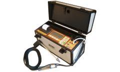 IMR - Model 1400CP - Portable Flue Gas Analyzer