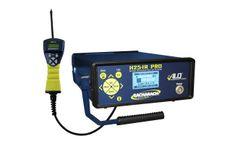 IMR - Model H25-IR Pro - Industrial-Grade Refrigerant Leak Detector and Gas Analyzer