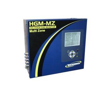 IMR - Model HGM-MZ - Multi-Zone Gas Leak Monitor