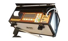 IMR - Model 1400P/PL/PS - 2-4 Cell Professional Flue Gas Analyzer