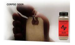 SMELLEZE Natural Corpse Odor Remover Deodorizer: 2 lb. Powder Removes Death Odor