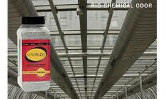 SMELLEZE Eco Chemical Odor Remover Deodorizer: 2 lb. Granules Eliminate Smell