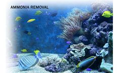 AMMOSORB - Natural Aquarium Ammonia Remover Granules: 2 lb. Use in Tank or Filter