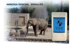 AMMOSORB - Natural Ammonia Odor Elimination Deodorizers Granules: 2 lb.
