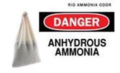AMMOSORB - Reusable Ammonia Smell Removal Deodorizer Pouch: Treats 300 Sq. Ft.