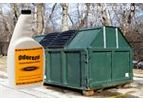 ODOREZE Natural Dumpster & Chute Odor Eliminator: Makes 64 Gallons to Clean Stink Fast