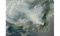 New research reveals origin of Asia's `brown cloud`