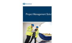 Project Management Solutions Brochure