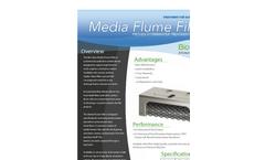Bio Clean - Media Flume Filter Brochure
